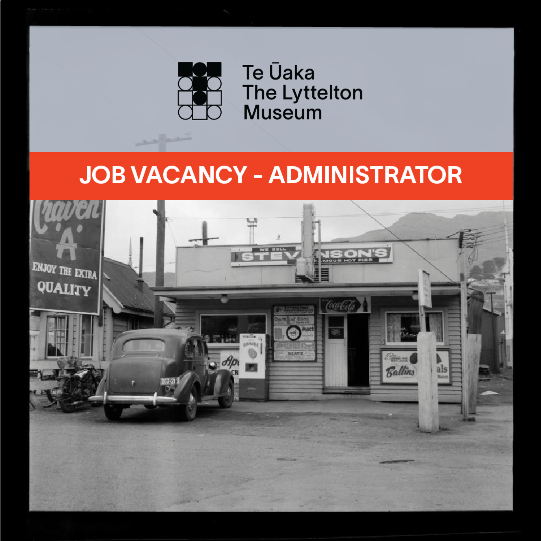 TU SM Job Vacancy Administrator