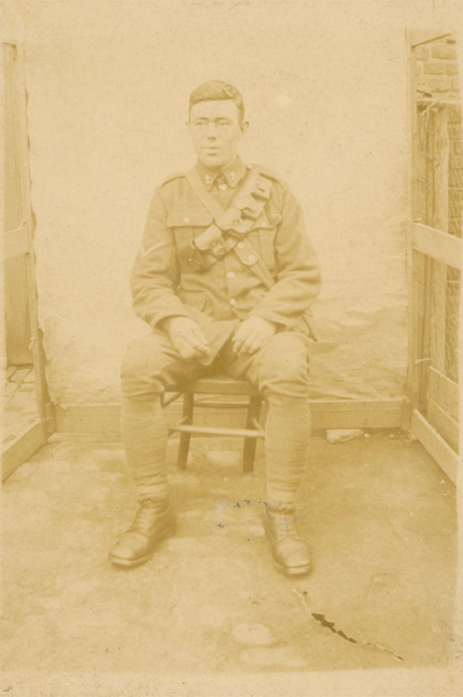 Walter David Lester, 1916-  Lyttelton Museum